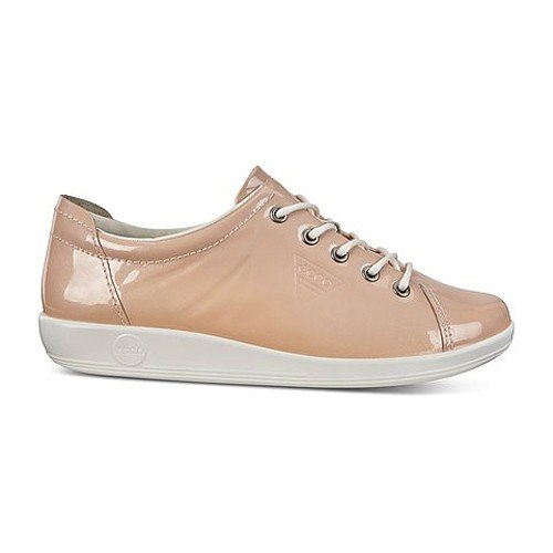 Ecco  Ladies Walking Shoes - 206503 - Nude