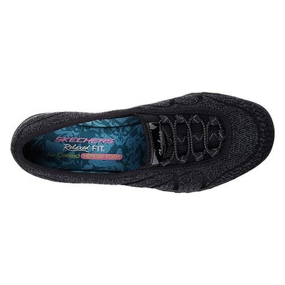 Skechers Trainers - 23045 - Black
