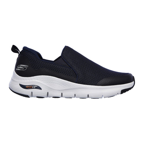 Skechers Mens Arch Fit Trainer - 232043 - Navy