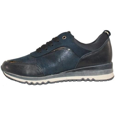 Marco Tozzi  Trainers  - 23733-23 - Navy