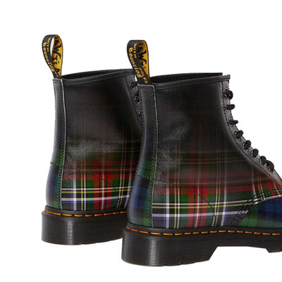 Dr. Martens Ankle Boots - 1460 - Red Tartan