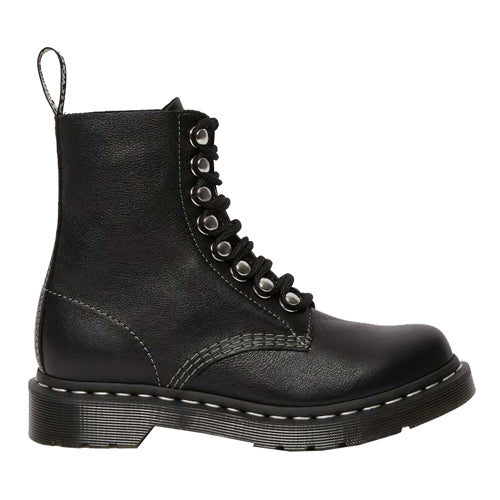 Dr Martens Ankle Boots - 1460 Pascal Hardware - Black