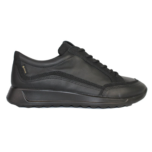 Ecco Gortex  Trainers - 292363  - Black/Black