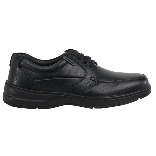 TSF Mans Laced Shoe - 39120 - Black