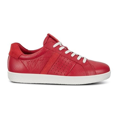 Ecco  Walking Shoes - 400703 - Red