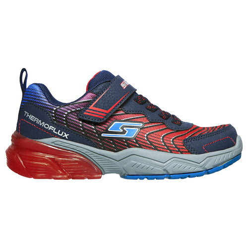 Skechers Kids Trainers - 403730L - Navy/Red