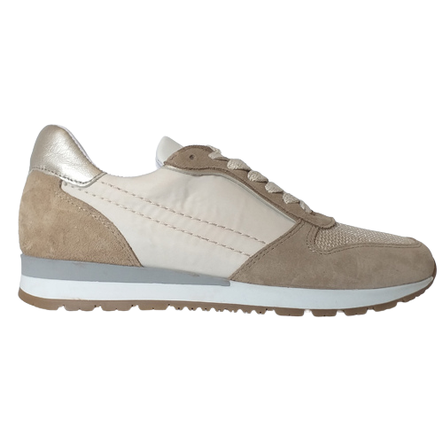 Amy Huberman Trainers - Shakespeare in Love - Cream