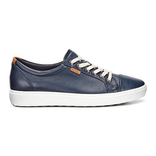 Ecco Walking Shoes  - 430003 - Navy