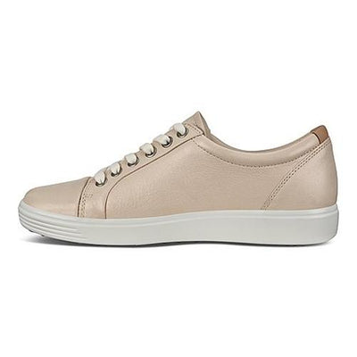Ecco Walking Shoes  - 430003 Soft 7- Nude