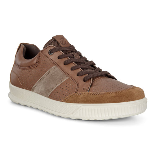 Ecco Mans Casual Shoe - 501564 - Brown