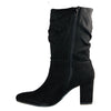 Sprox Sock Boots - 513183 - Black Suede