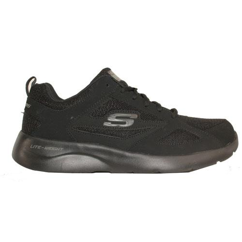 Skechers Mens Trainers - 58363 - Black