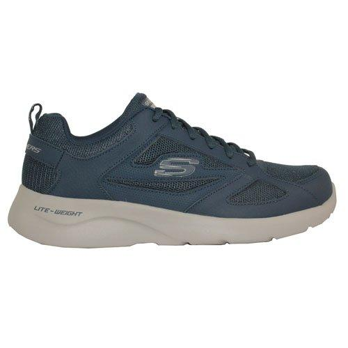 Skechers Mens Trainers - 58363 - Navy