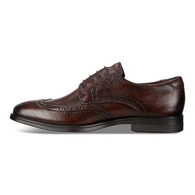 Ecco Dressy Shoes  - 621664 - Brown