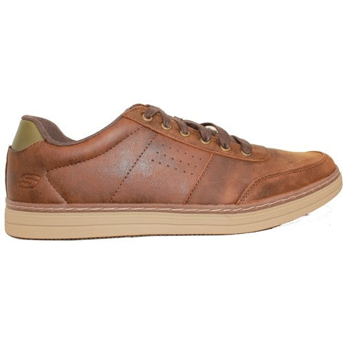Skechers Mans Trainer - 65876 - Brown