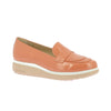 Wonders Wedge Shoe - A-9703 - Coral