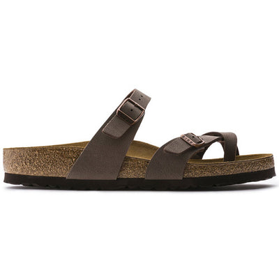 Birkenstock Toe Loop Sandals - Mayari - Brown