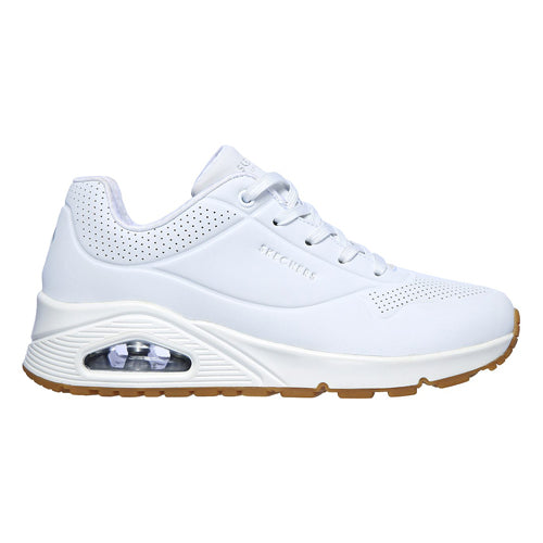 Skechers Trainers  - 73690 Uno  - White