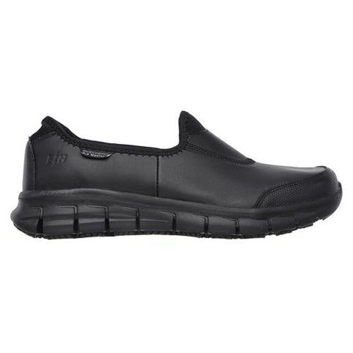 Skechers Safety Shoes  - 76536 - Black