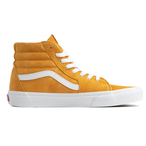 Vans Hi Top Sneakers  - SK8 Hi Reissue- Yellow