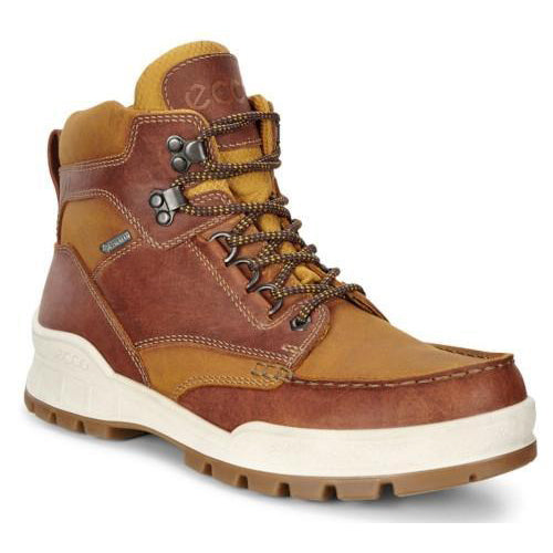 Ecco - 831704 - Tan -  Goretex  Hiking Boot