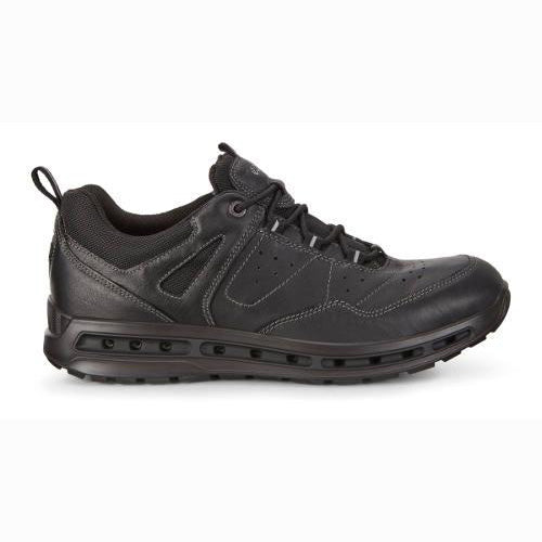Ecco  Casual  Gortex Surround Walking  Shoes - 833204 - Black