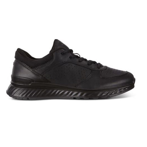 Ecco Ladies Walking Shoe - 835313 - Black