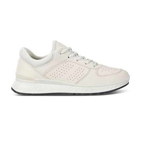 Ecco Ladies Walking Shoe - 835313 - White