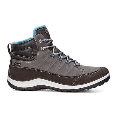 Ecco Walking Boots  - 838513 - Grey - Walking Boot