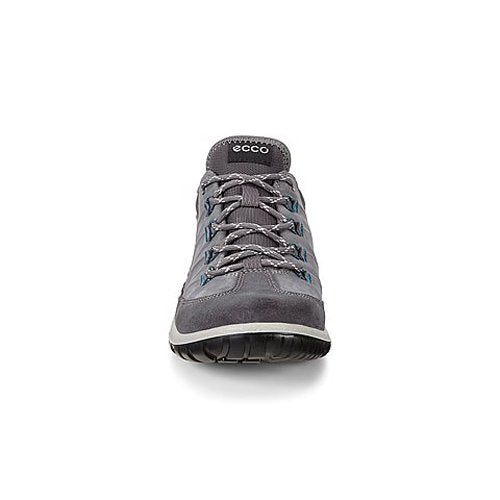 Ecco Walking Shoes  - 838523 - Grey - Goretex