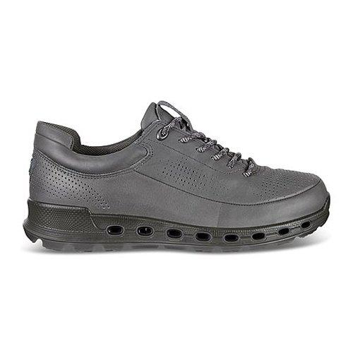 Ecco Gortex Walking Shoe - 842514 - Grey