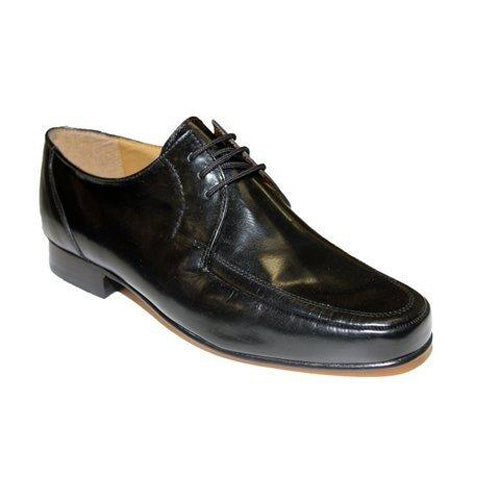 Rombah And Wallace - Romsey -  Leather Dress Shoe -  Black