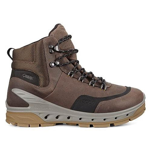Ecco Hiking Boots  - 854604 - Brown/Black - Boot