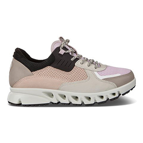 Ecco Ladies Trainers - 880163 - Pink Multi
