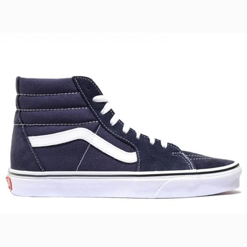 Vans  Hi Top Sneakers - Sk8 Hi Reissue - Navy
