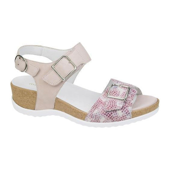 Waldlaufer Wide Fit Sandals - 933005 - Pink