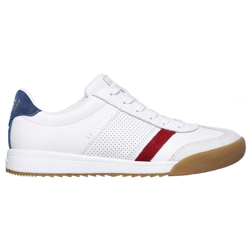 Skechers Retro Trainers - 961 - White/Red/Navy