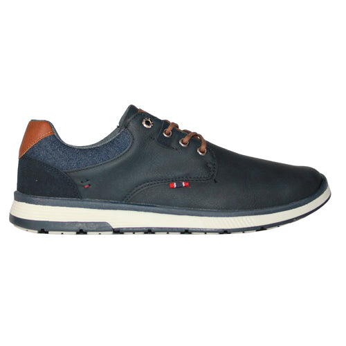 Tommy Bowe Men's Trainers - Burger - Navy