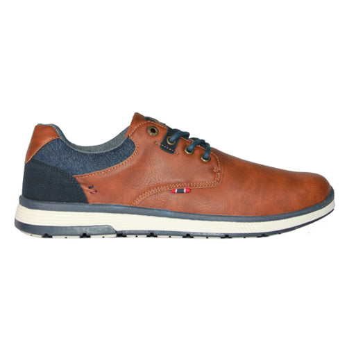 Tommy Bowe Trainers - Burger - Tan