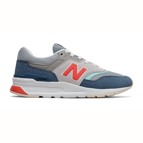 New Balance Ladies Trainers - CW997HAR - Grey/Blue