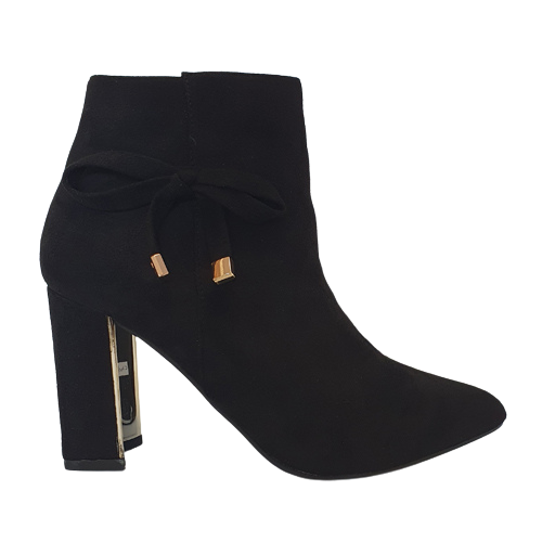 Sprox Ankle Boot - Chelsea- Black