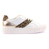 Marco Tozzi Trainers - 23762-24 - White/Leopard