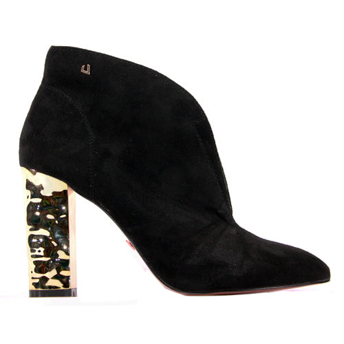 Una Healy Ankle Boot - Choices - Black