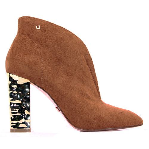 Una Healy Ankle Boot - Choices - Tan