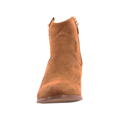 Escape Ladies Ankle Boot - Rumford - Tan
