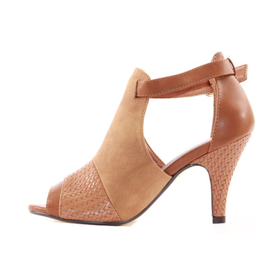 Kate Appleby  Heeled Sandals - Margate - Tan