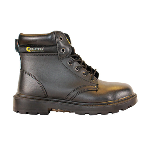 Grafters Work Boot - M629 - Black