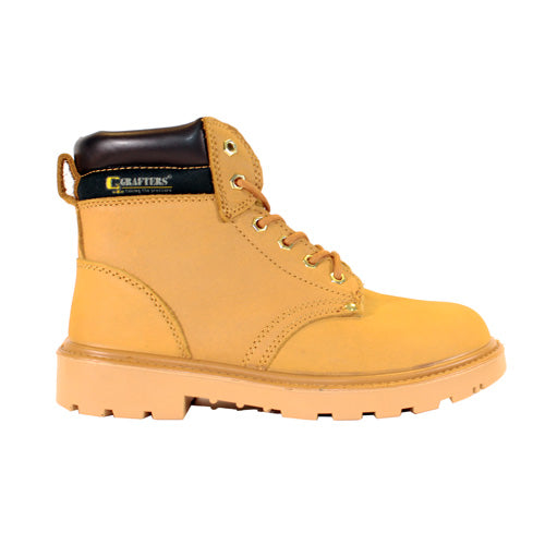 Grafters Work Boots - M629 - Honey