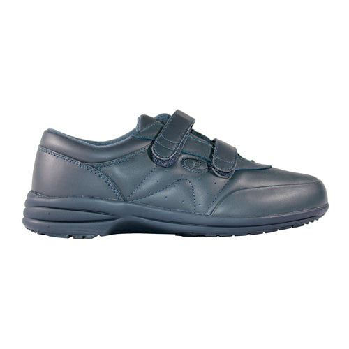 Propet -  W3845 - Navy - Velcro Walking Shoe