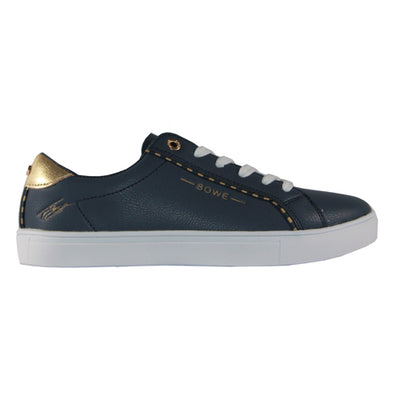Tommy Bowe Ladies Trainers - Mc Dermott - Navy